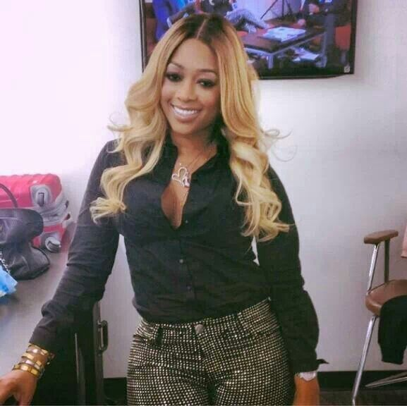 Rapper Trina is #Stylish, hunny