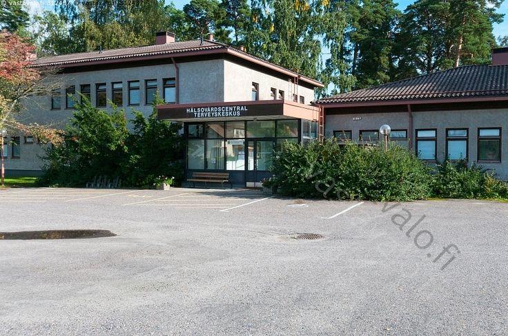 Terveyskeskus - Raasepori Tammisaari Ekenäs