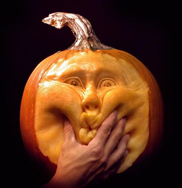 Best pumpkin carving ideas images on pinterest