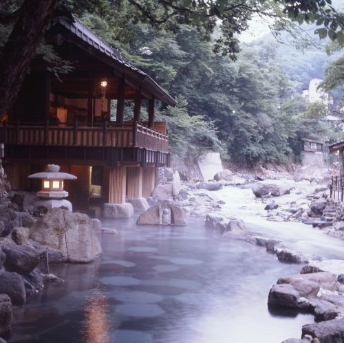 Onsen (温泉)