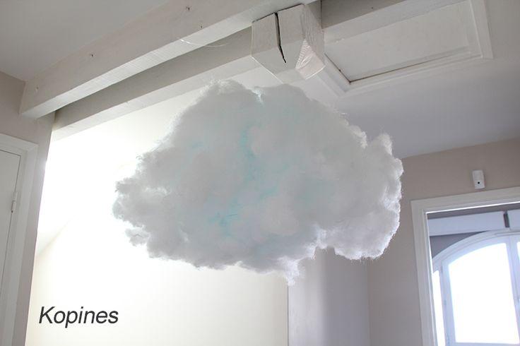 Vous voulez savoir comment fabriquer une suspension nuage avec un effet coton ? Bienvenue sur l'un des tutoriels DIY les plus faciles à réaliser !