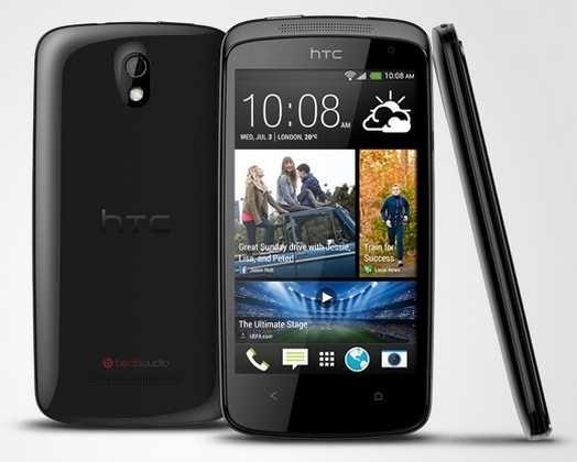 Manuale italiano HTC Desire 500 con caratteristiche tecniche e guida alla configurazione