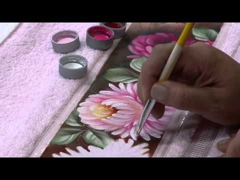 Mulher.com 07/04/2014 Rose Ferreira - Toalha de rosto Parte 2/2