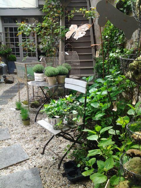 jardin  CommeDansUnMoulin©