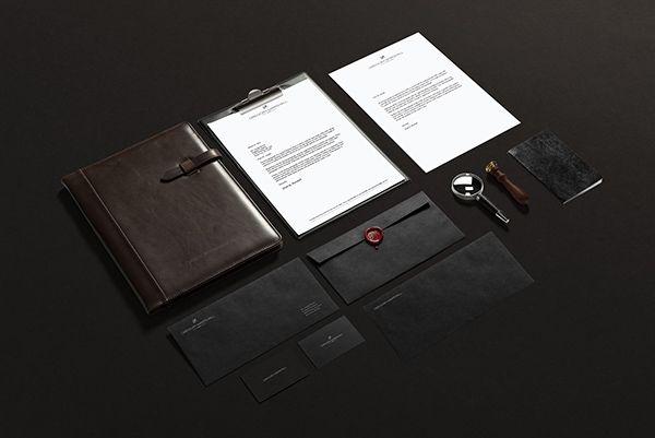 Gregory Marshall - personal branding on Behance