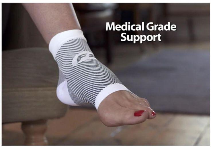 FS6 Plantar Fasciitis Foot Compression Sleeve   Orthotic Shop