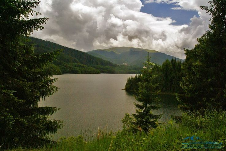 Lotru Valley - Vidra Lake - Valcea County - Romania