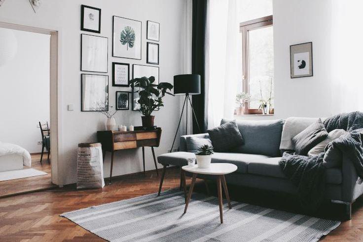 Die besten 17 ideen zu altbauwohnung auf pinterest for 55 qm wohnzimmer