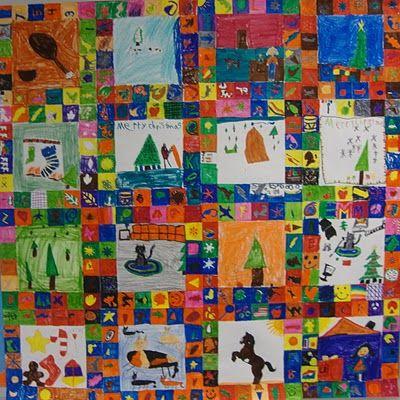 Art. Paper. Scissors. Glue!: Faith Ringgold Quilts