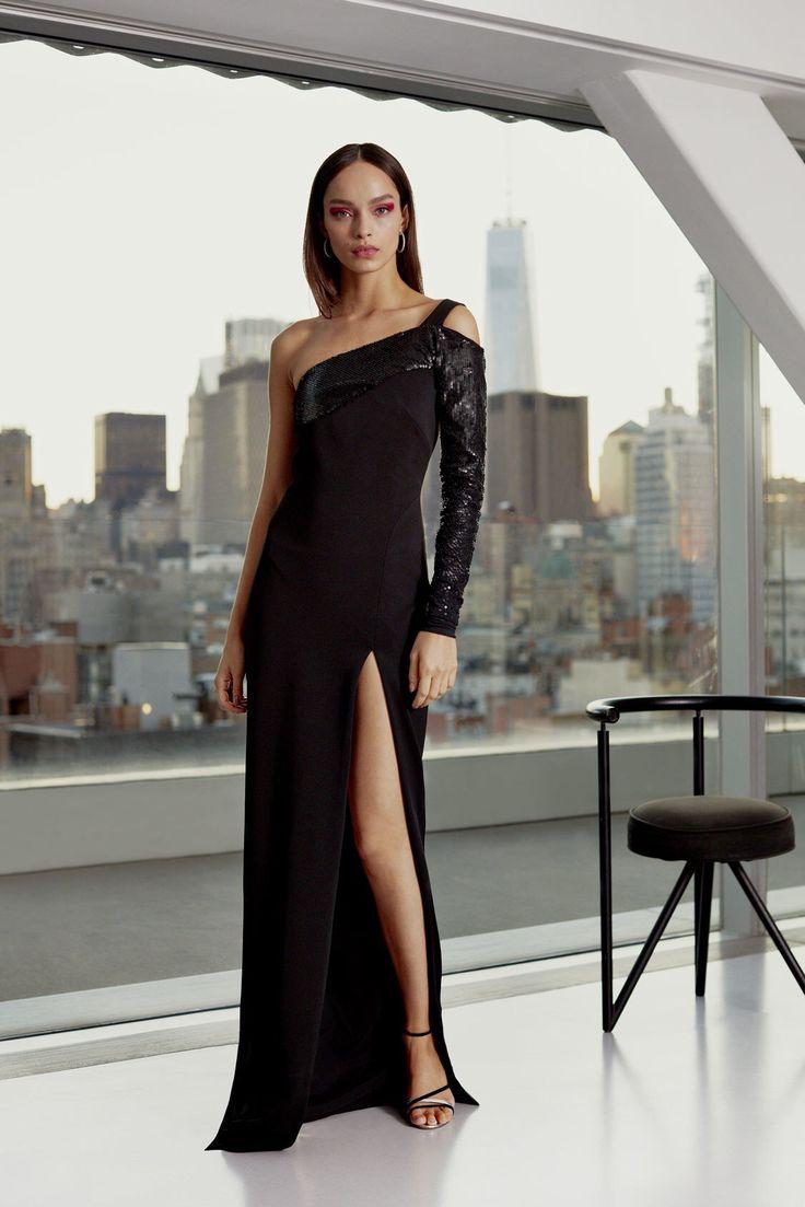 Cushnie et Ochs Pre-Fall 2018 Fashion Show Collection