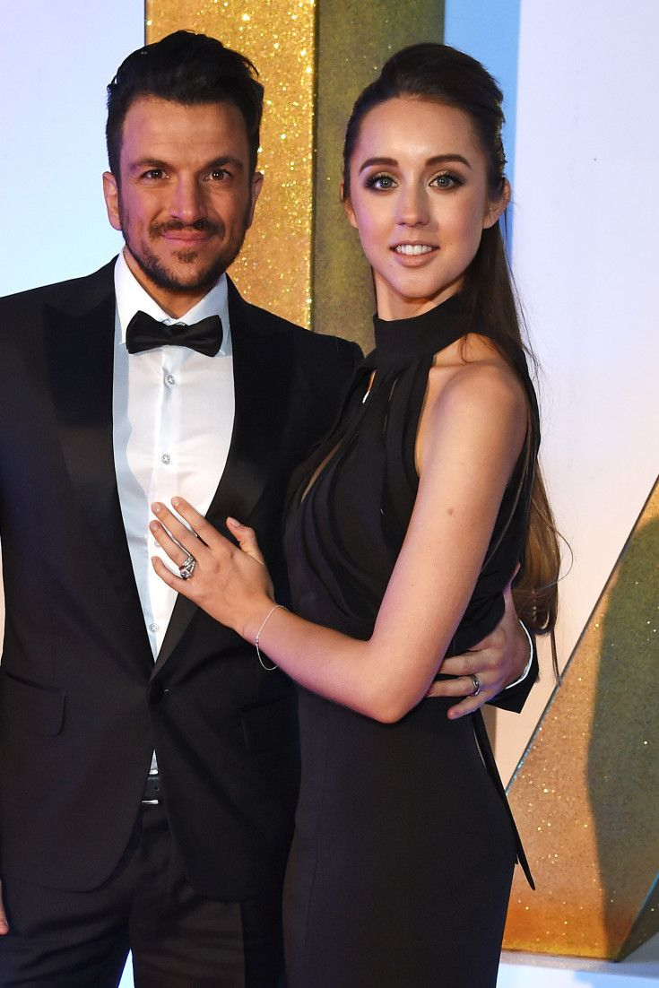 NTAs 2016: Peter Andre Reveals Future Baby Plans With Wife Emily MacDonagh