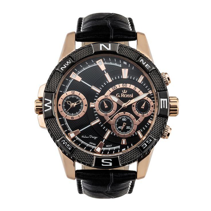Gino Rossi Watch 8401A - 1A4