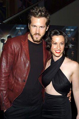 Alanis Morissette & Ryan Reynolds