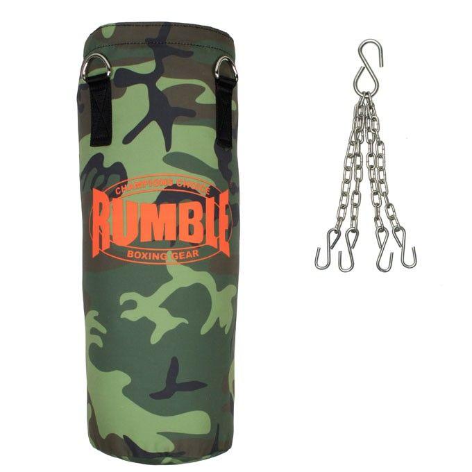 Rumble Bokszak Kids Army