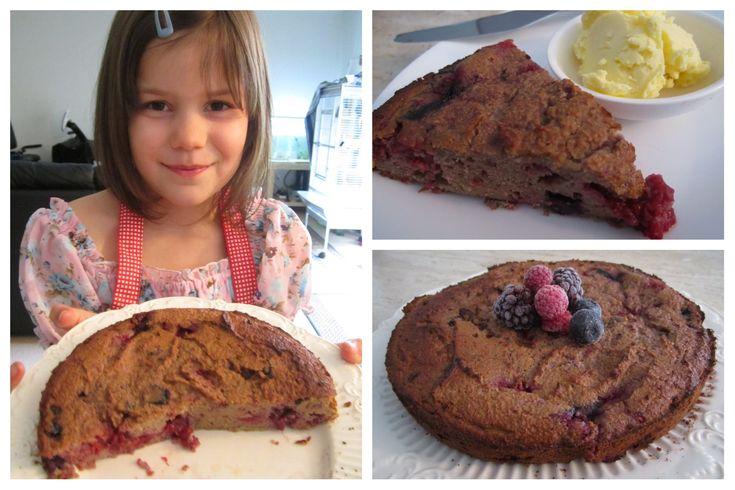 Amey's Berry Cake – Living for life