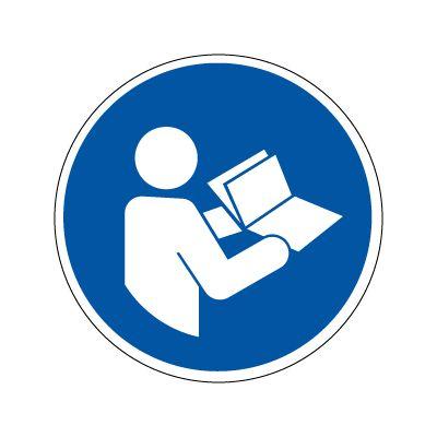 Læs Manual - Køb Påbudsskilte online her