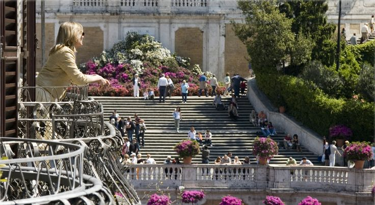 The View At The Spanish Steps - Hotel in Rome