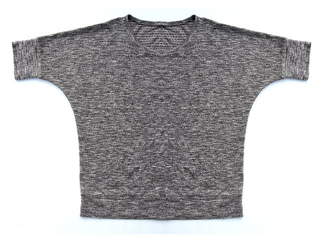 the slouchy tee {free women's sewing pattern} - It's Always Autumn