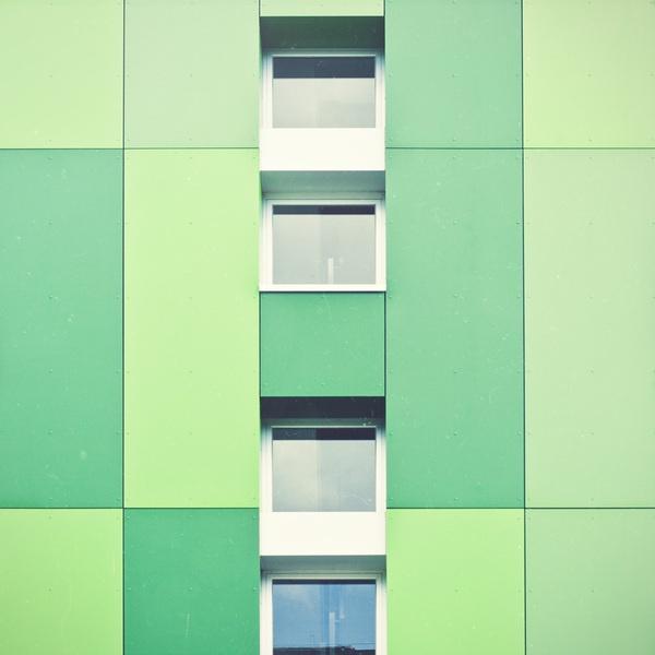 Color Hunting Barcelona (pantone like...)