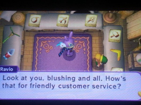 8 Times Nintendo Games Flirted A Little TOO Much