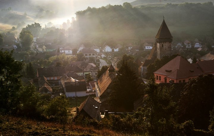 Atzel, jud.Sibiu - by Sorin Onisor