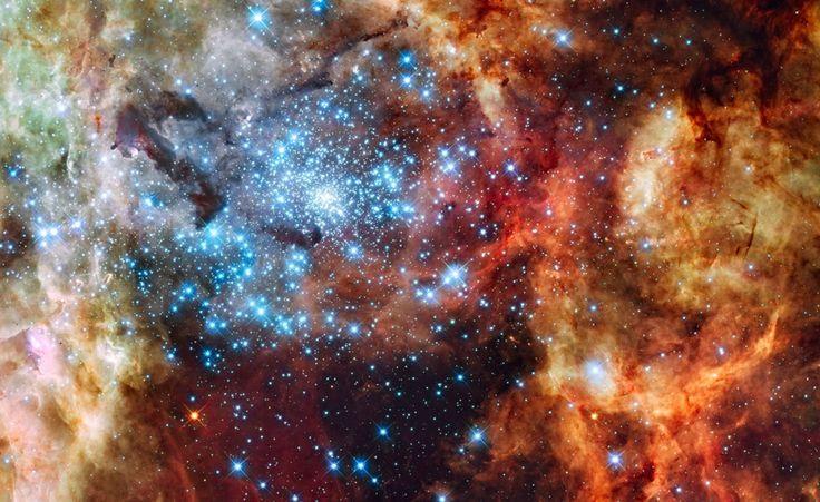 2017 Hubble Space Telescope Advent Calendar Celebrates the