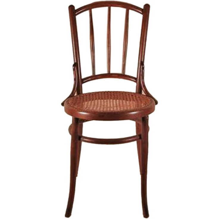 Vintage Michael Thonet Style Bentwood Chair