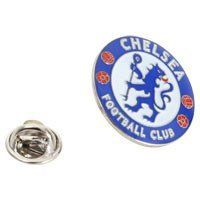 Chelsea Fc Official Metal Crest Pin Badge by Chelsea F.C.. $6.12. shaped as the world famous official Chelsea FC club crest. Metal. Chelsea FC. stud fix at the back. Official Chelsea FC football club merchandise. The Official Chelsea Fc Football Club Metal Pin Badge Is Shaped As The World Famous Official Chelsea Fc Club Crest. The Official Chelsea Fc Football Club Metal Pin Badge Is Stud Fix At The Back. The Official Chelsea Fc Football Club Metal Pin Badge Makes A Gre...