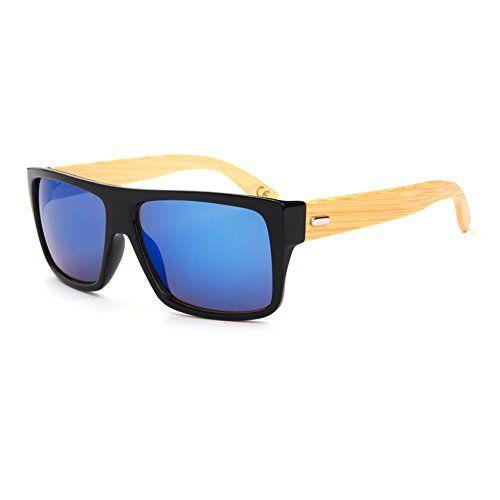 Eyekepper Weiss Stripe Bambus Holz Design Klassisches Bifokale Sonne Leser Bifokale Sonnenbrillen +1.75 yv80m