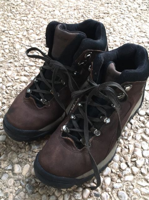 Womens Timberland Hiking  Boots 8 M Brown 87637 8827 | eBay