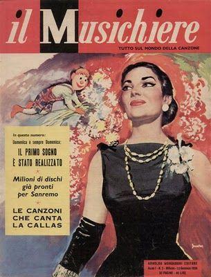 1489 best images about casta diva on pinterest maria - Casta diva vintage ...