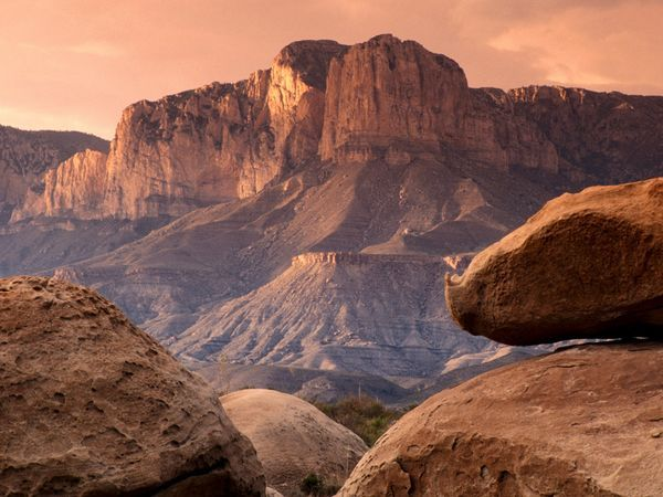 #Guadalupe Mountains National Park, #Texas