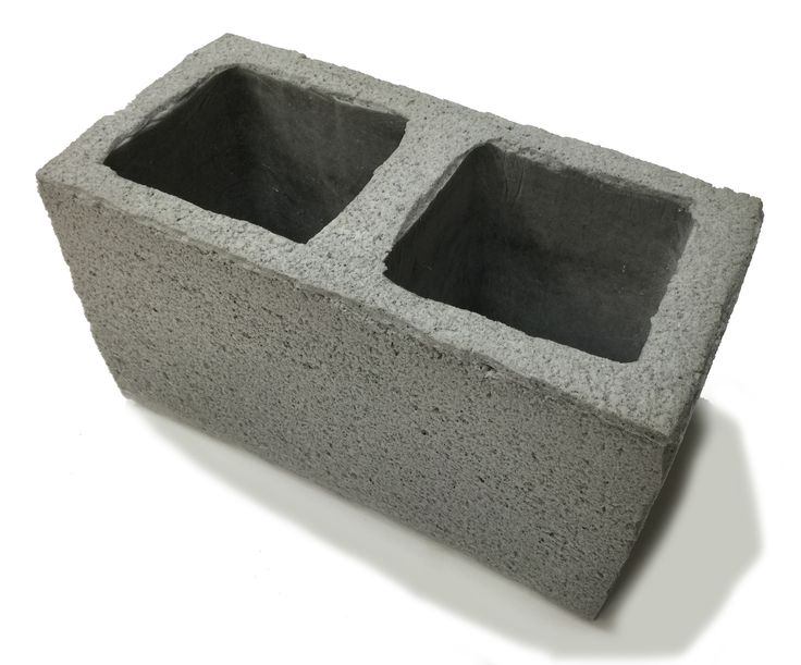17 best ideas about cinder blocks on pinterest cinder for Cement foam blocks