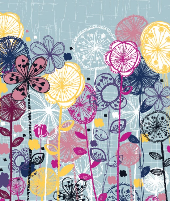 """A class on """"the art and business of surface design"""" with Rachel Taylor."""