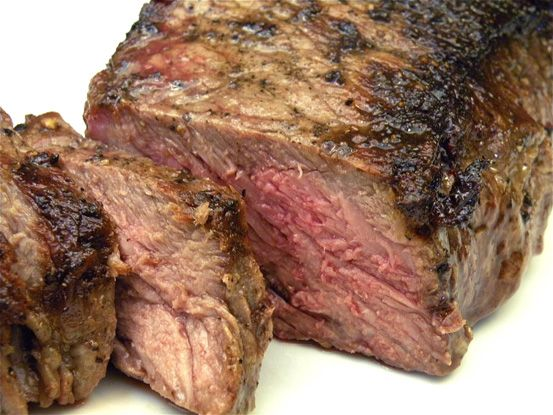 how to cook steak with oven celcius