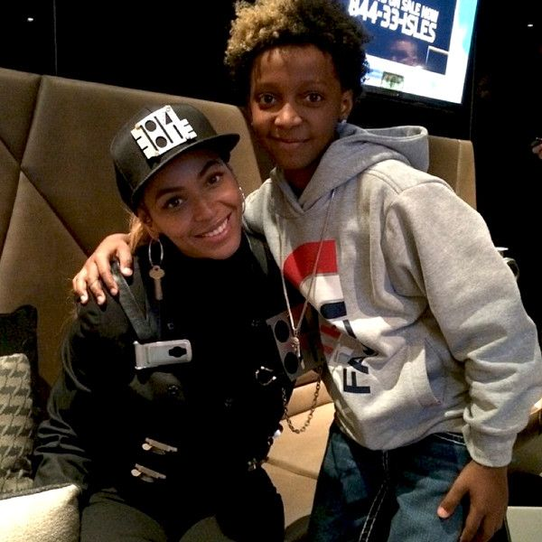 Blue Ivy Dresses as Michael Jackson, Beyonc� Nails It With a Janet Jackson Halloween Costume
