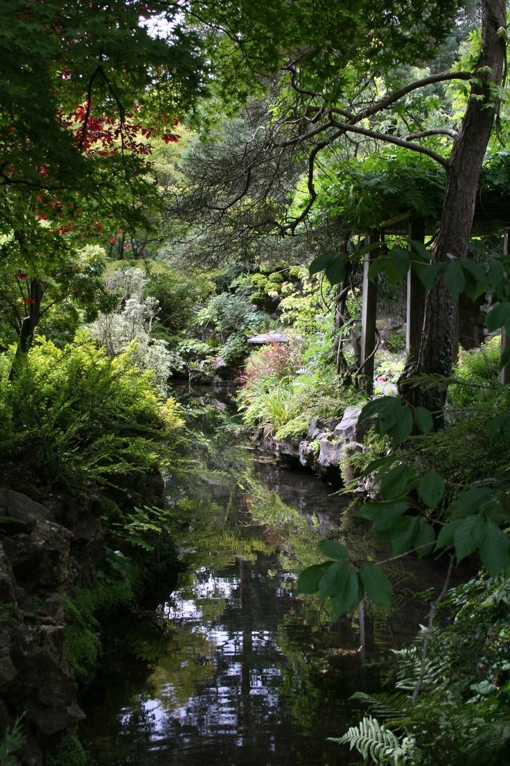 A little bit of heaven #Japanese_Gardens