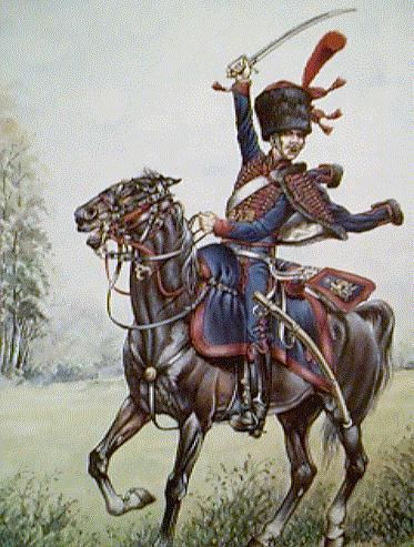 French Napoleonic Horse Artillery Uniforms   Various Uniforms of the French Army (1800-1815?)