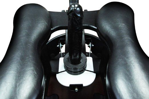 Amazon.com: Cloud 9 Novelties F-Slider Pro Heavy Duty Self Pleasuring Sliding Chair with Accessories, Black: Health & Personal Care