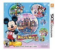 Disney Magical World - Nintendo 3DS Cost