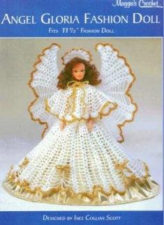 Free Crochet Angel Doll Pattern : 358 best images about crochet dolls on Pinterest ...