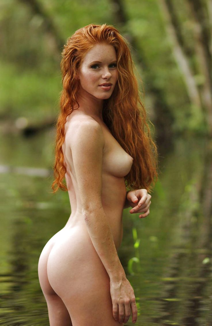 red headed nude women