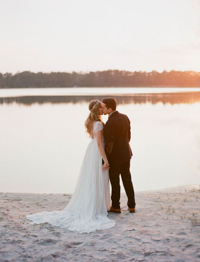 Dreamy Vintage-Inspired Florida Camp Wedding: Val + Lee – Part 2   Green Wedding Shoes Wedding Blog   Wedding Trends for Stylish + Creative Brides