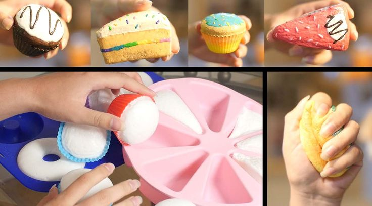 249 best DIY SQUISHY images on Pinterest Diy squishy, Homemade squishies and Slime