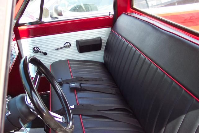 Chevy Truck Bench Seat Replacement Ideas For My Next