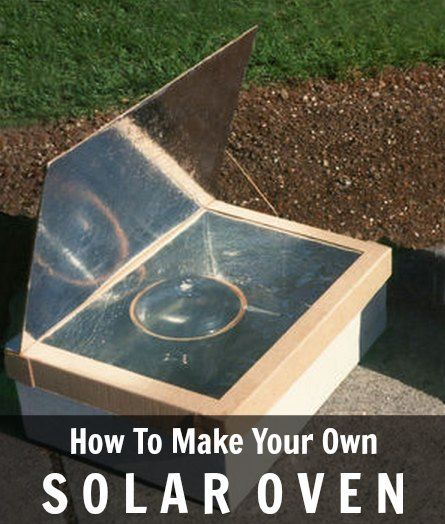 DIY Solar Oven | There are many reasons to have a solar oven on hand. Build your own solar oven to cook food for fun and when no other option is available.