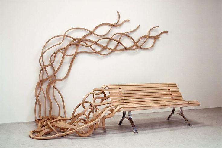 Spaghetti Benches | Pablo Reinoso - Arch2O.com