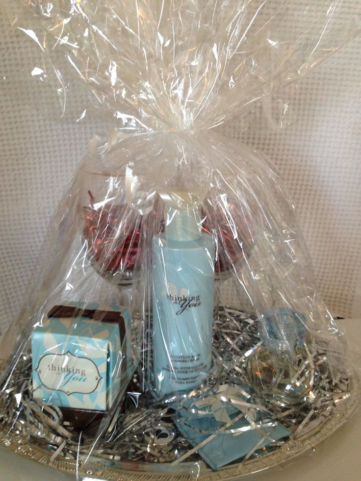Thinking About You Gift Set $45