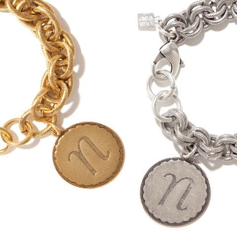 Initial Jewelry | John Wind Maximal Art