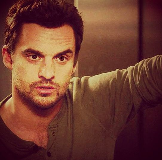 Jake Johnson aka Nick Miller, can i just say this man drives me wild!